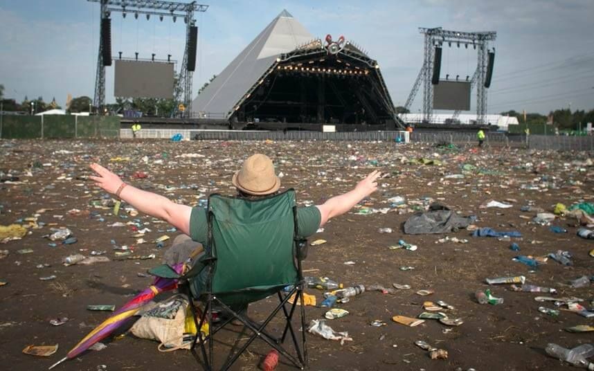 Maybe Glastonbury in the UK is off limits, but you get the idea.