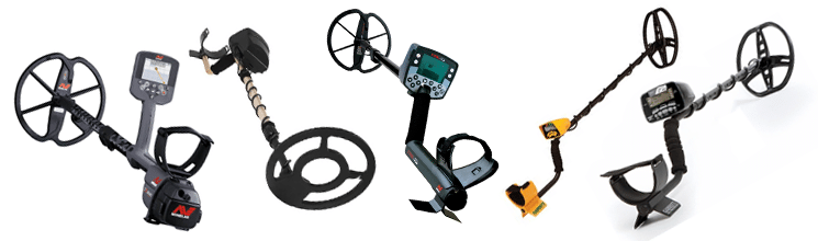 best metal detector selection