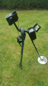 metal detectors for sale