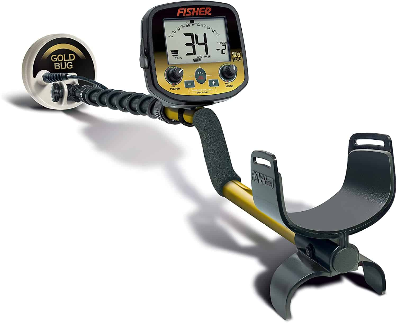 Fisher Gold Bug Metal Detector
